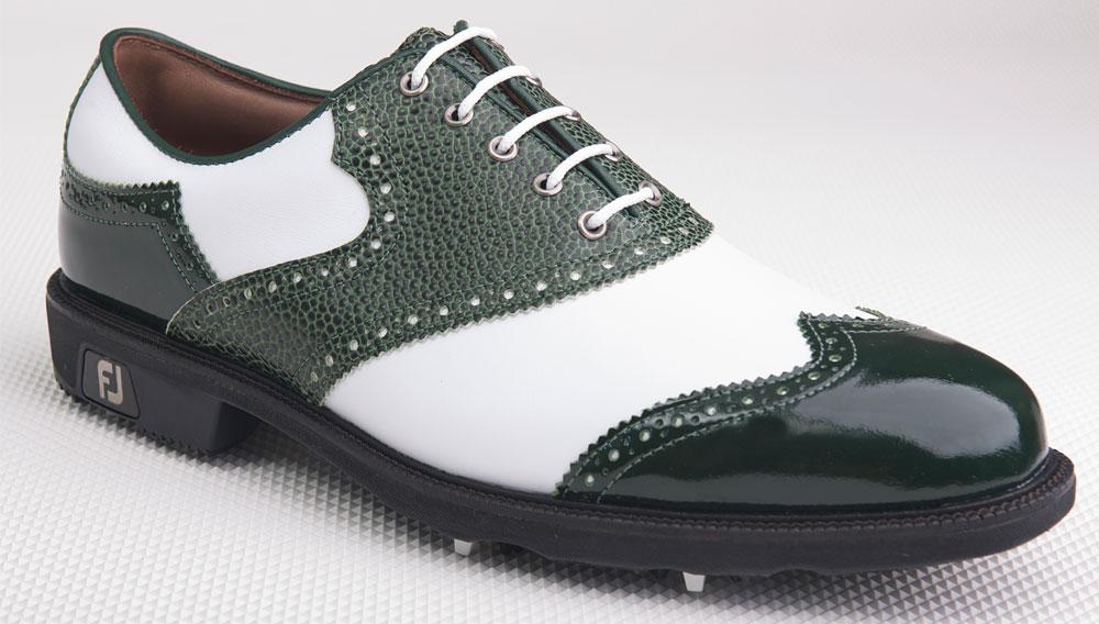 FootJoy's Stylish Stingray Golf Shoes