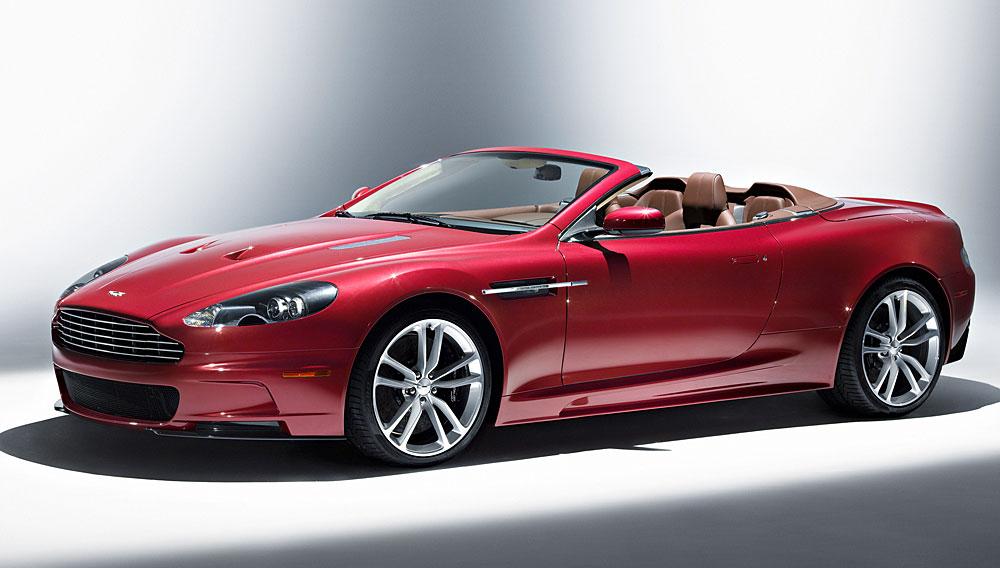 Aston Martin Dbs Volante Robb Report