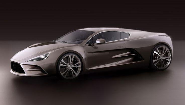 Danish Firm Hbh Reveals Mid Engine Aston Martin Bulldog Gt Robb Report