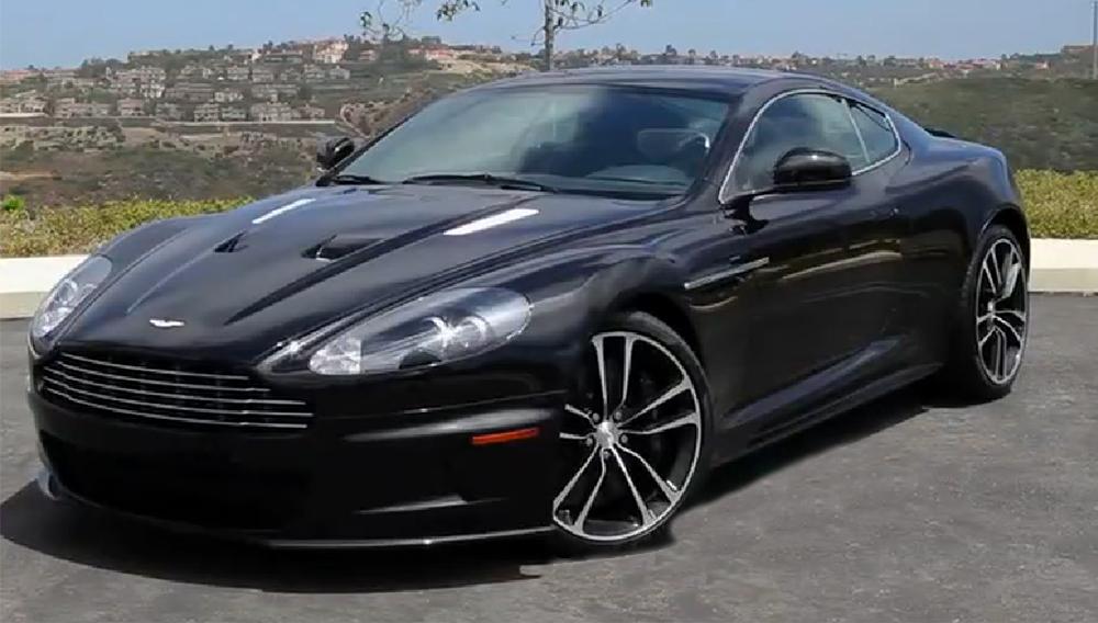 Aston Martin Dbs Carbon Black Edition Robb Report