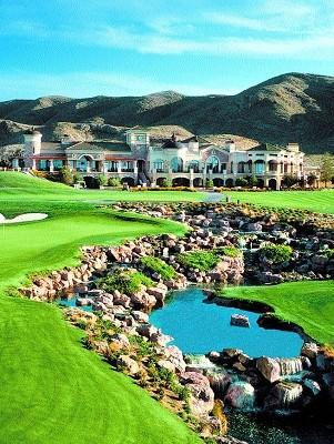 Southern Highlands Golf Club Las Vegas Robb Report