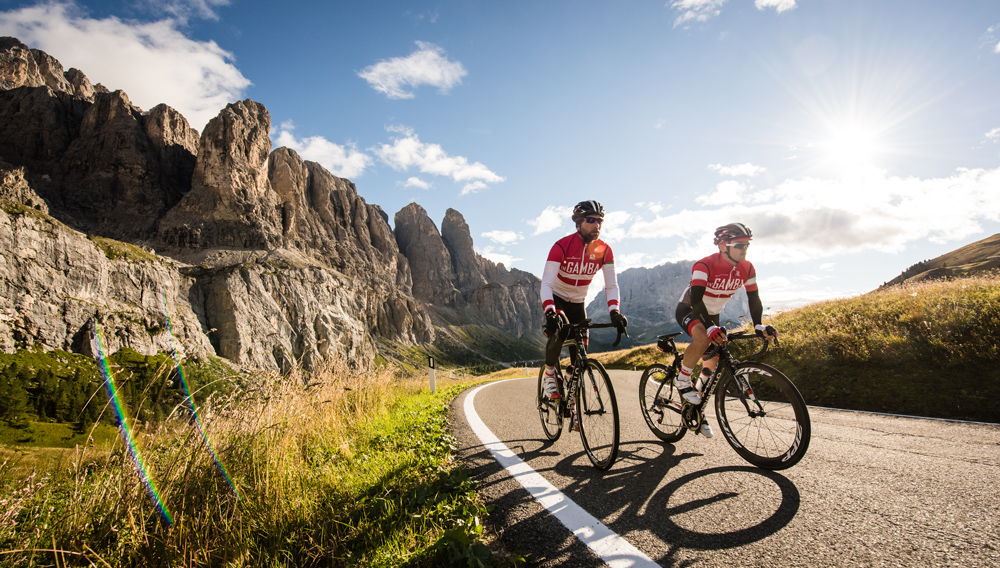 InGamba Tours and Hotel La Perla Offer an Italian Cycling Adventure