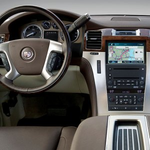 Cadillac Escalade Hybrid Robb Report