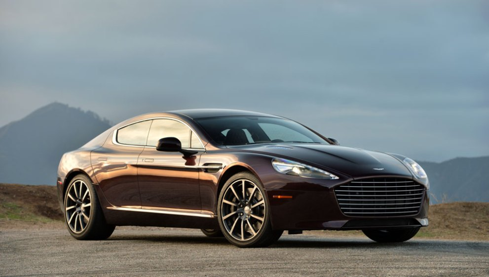 Aston Martin Rapide S Best Of The Best 2015 Automobiles Robb Report