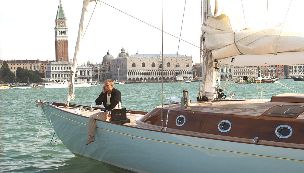 casino royale sailboat