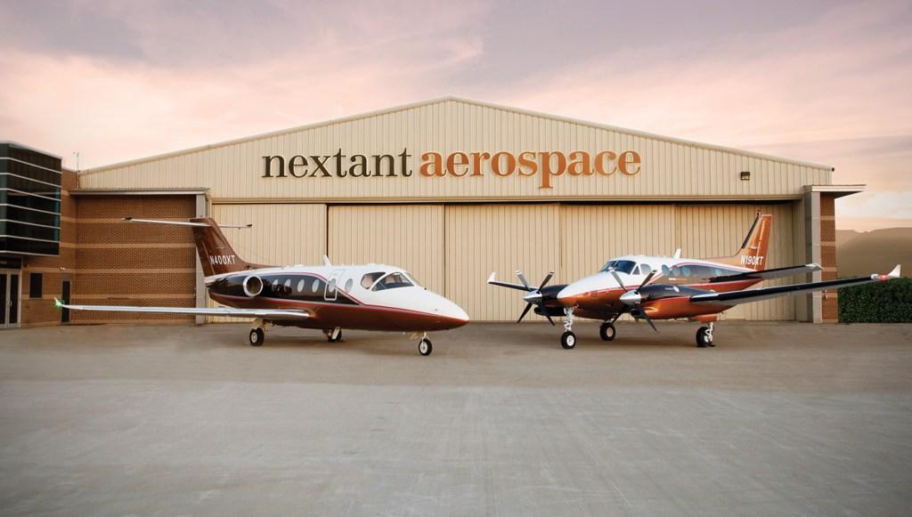 Nextant Aerospace turboprop