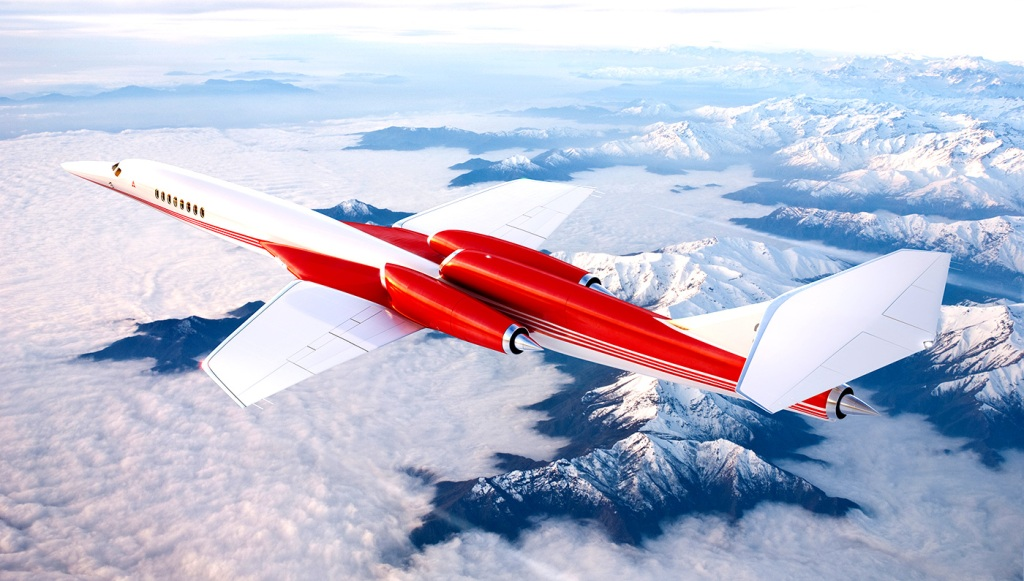 Flexjet Just Ordered 20 of Aerion's $120 Million Supersonic Jets