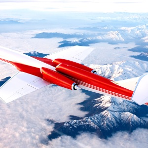 Aerion AS2 Supersonic Jet