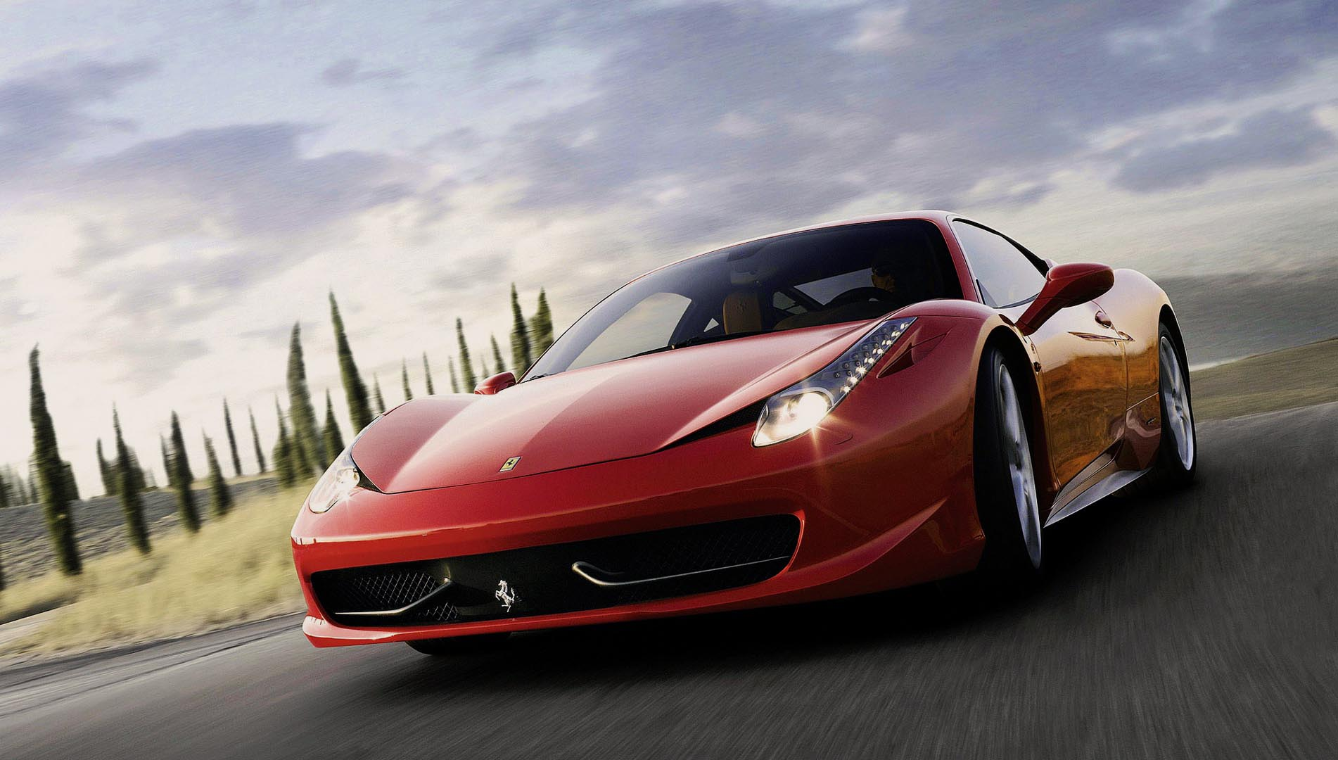 Your Exotic Car Rental Awaits In Italy Robb Report