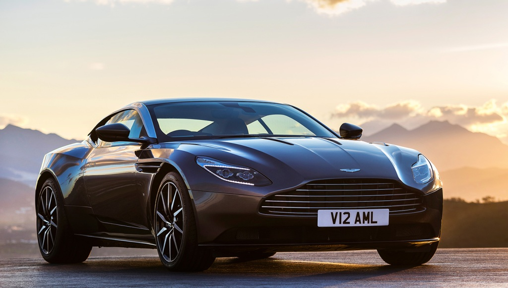 The New Aston Martin Db11 Might Be More Car Than Even James Bond Could Handle Robb Report