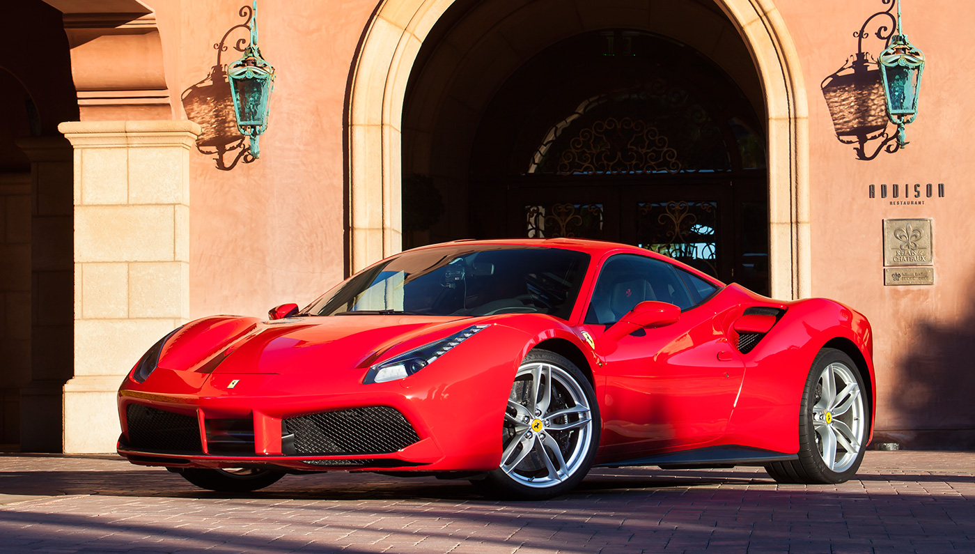 Car Of The Year 2016 Winner Ferrari 488 Gtb Robb Report