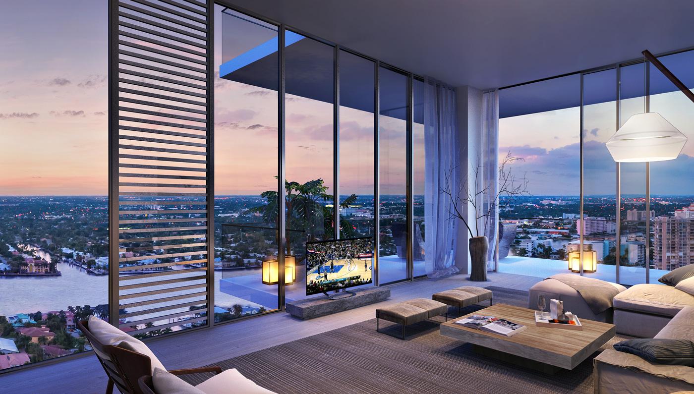 Цена пентхаус сингапур вид на жительство