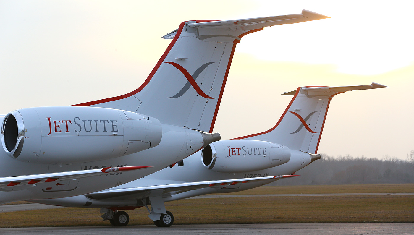 JetSuiteX Embraer planeprivate travel