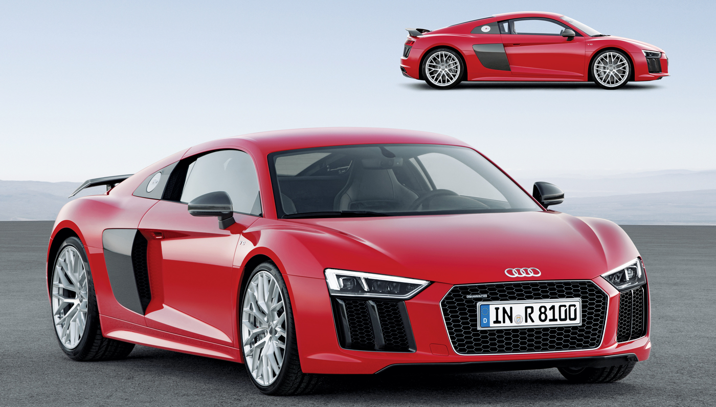 Best Of The Best 2016 Wheels Sports Cars Audi R8 V10 Plus Robb Report