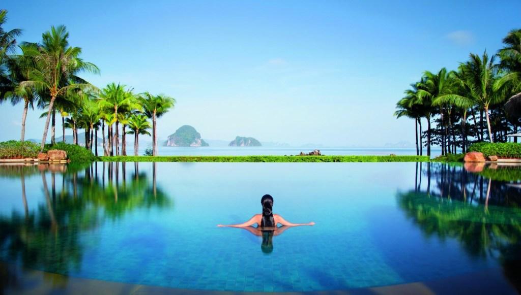 Phulay Bay infinity pool
