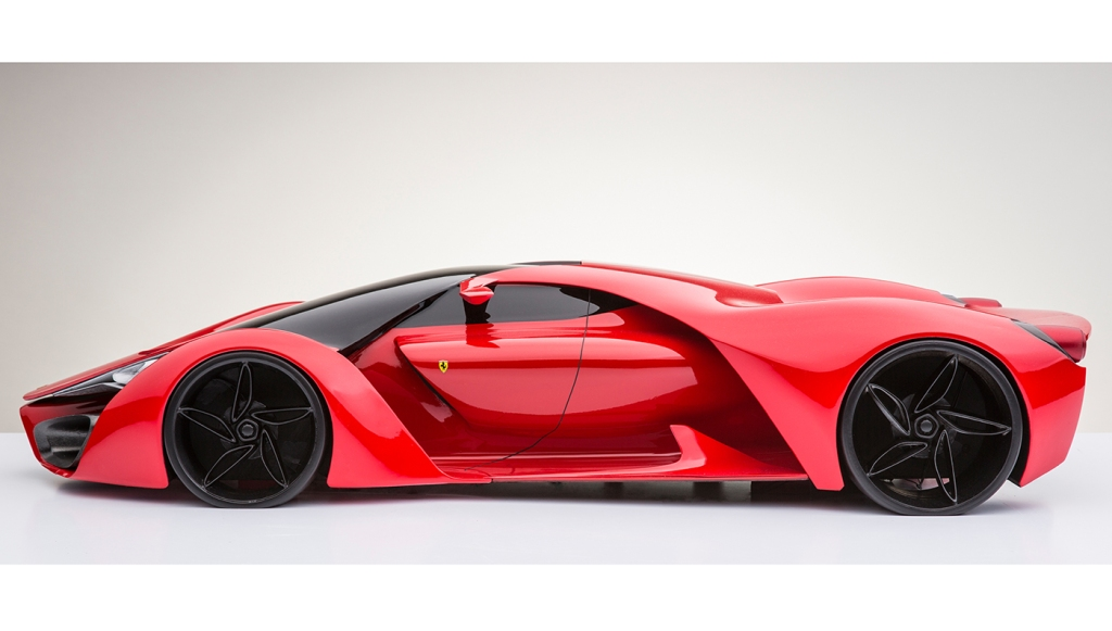 The Designer Of The Ferrari F80 Concept Opens Up On His Internet Sensation Robb Report