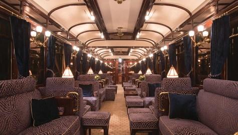 Belmond's Venice Simplon-Orient-Express