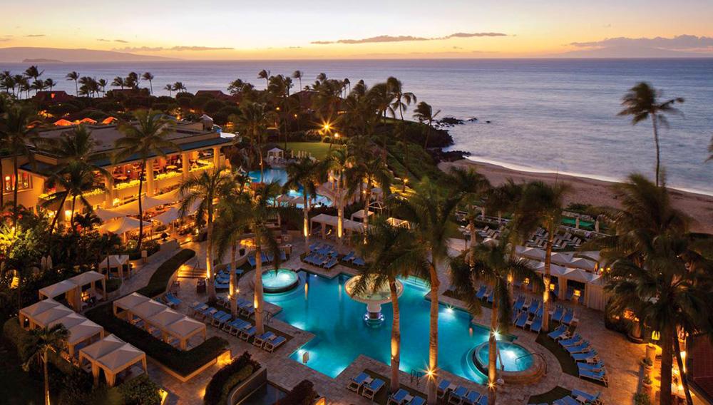 Four Seasons Resort, Maui at Wailea, Hawaii