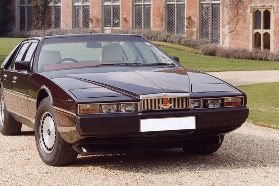 1974 1990 Aston Martin Lagonda Series I Through Iv Robb Report