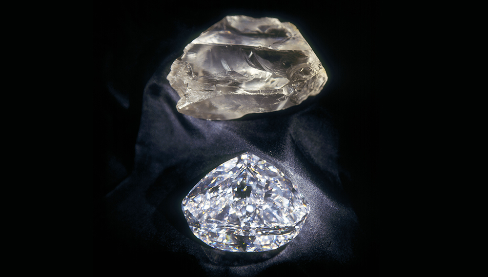 273-Carat De Beers Centenary Diamond \u2013 Robb Report