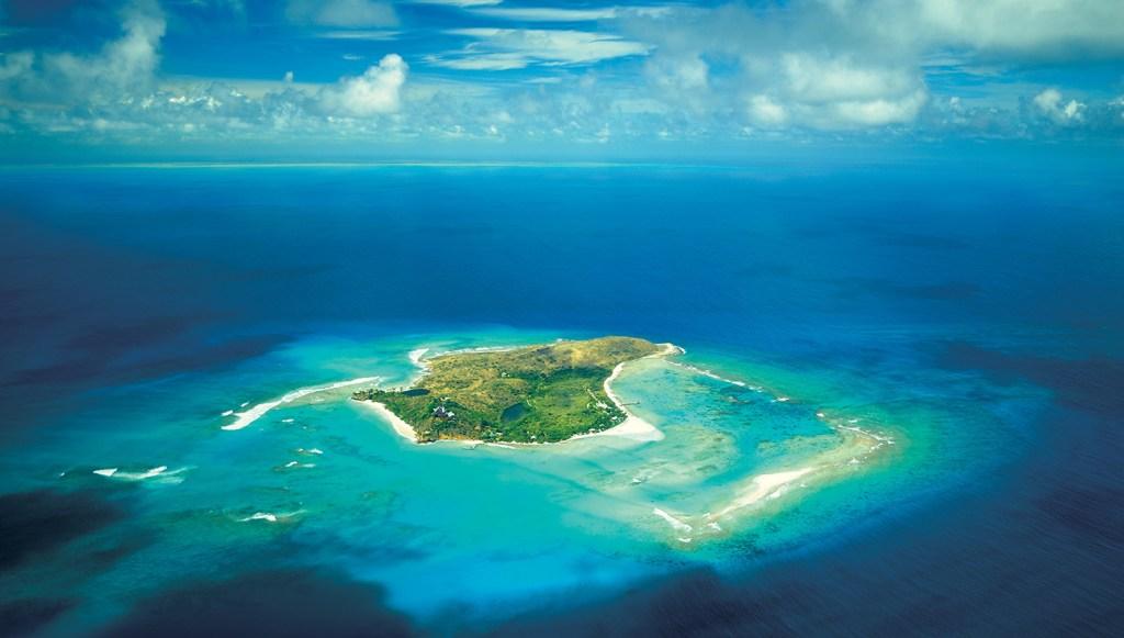 Necker Island in the British Virgin Islands