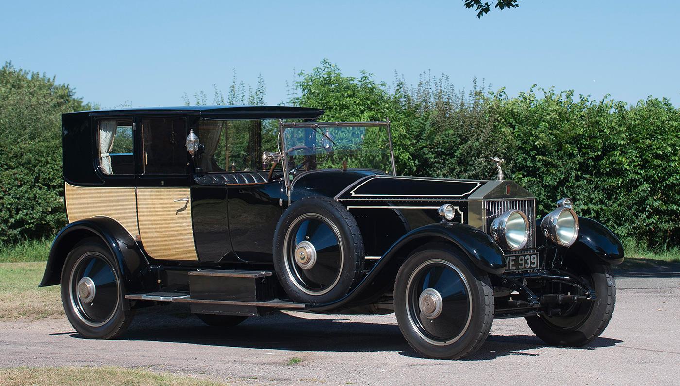 a 1926 rolls royce phantom will be the belle of the block at bonhams robb report a 1926 rolls royce phantom will be the
