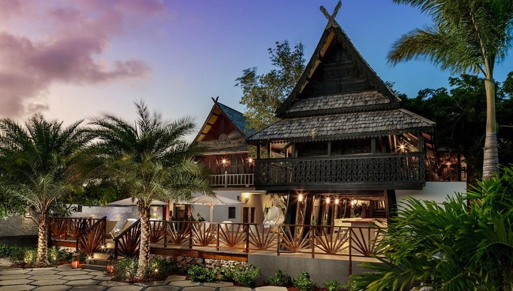Zemi Beach House Hotel & Spa exterior