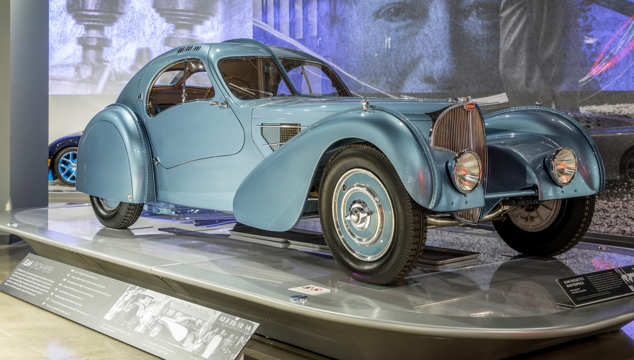 Peter Mullin Muses About His Winning 1936 Bugatti Type 57sc Atlantic Robb Report