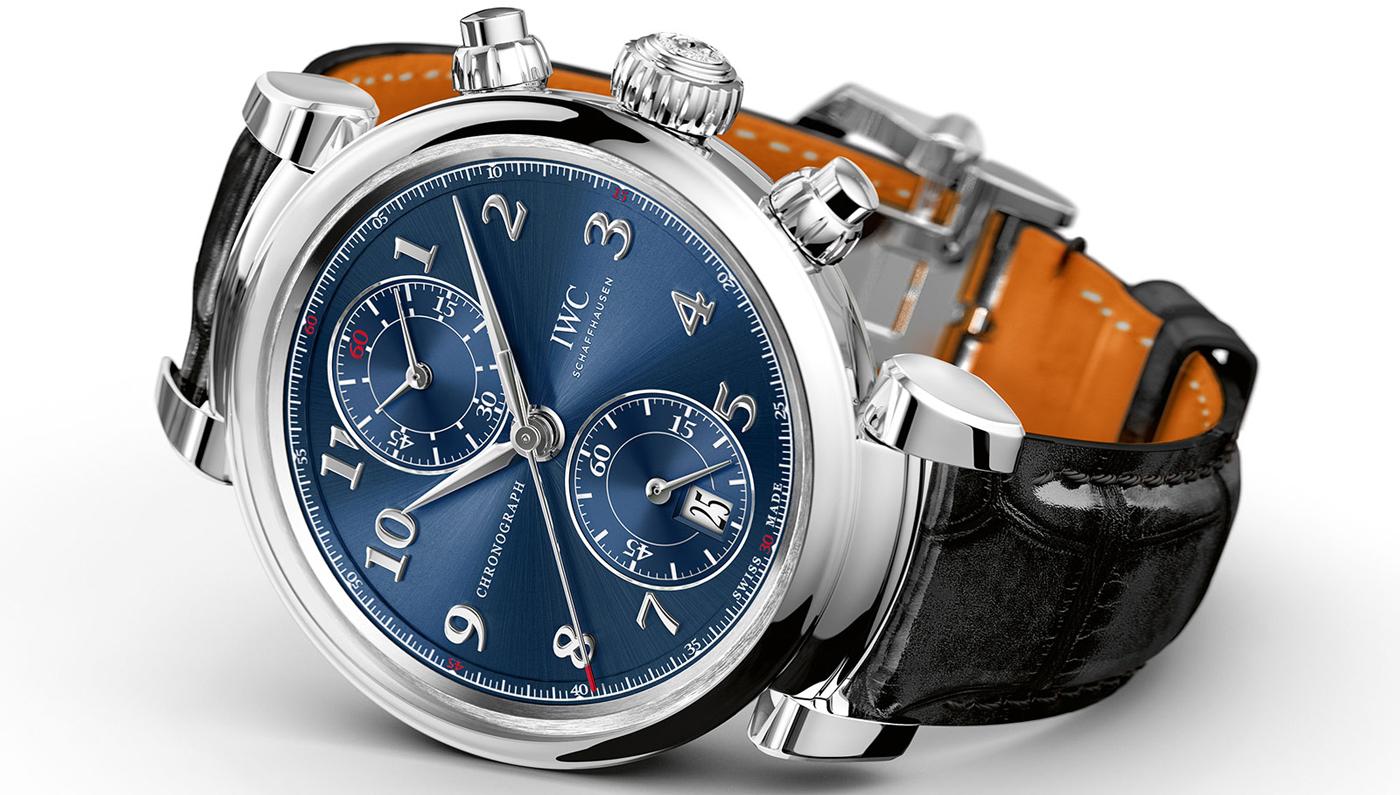 IWC Da Vinci Chronograph Laureus Sport for Good Foundation