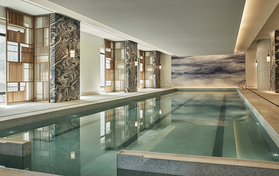 The Spa At Four Seasons Four Seasons Hotel New York Downtown Robb Report