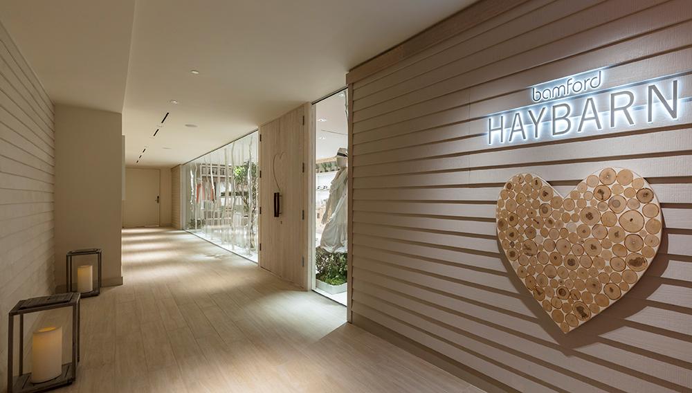Bamford Haybarn Spa, 1 Hotel South Beach