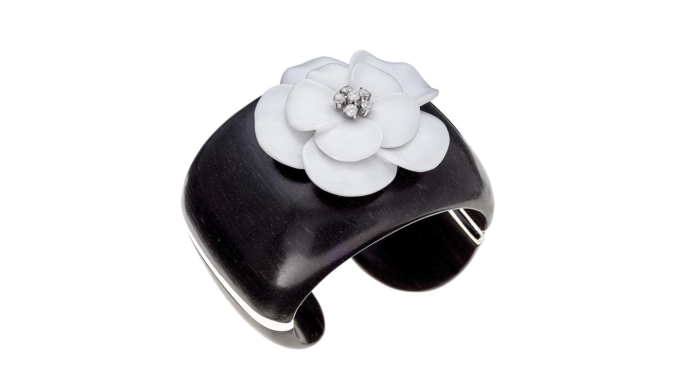 Margot McKinney ebony cuff ($19,950)
