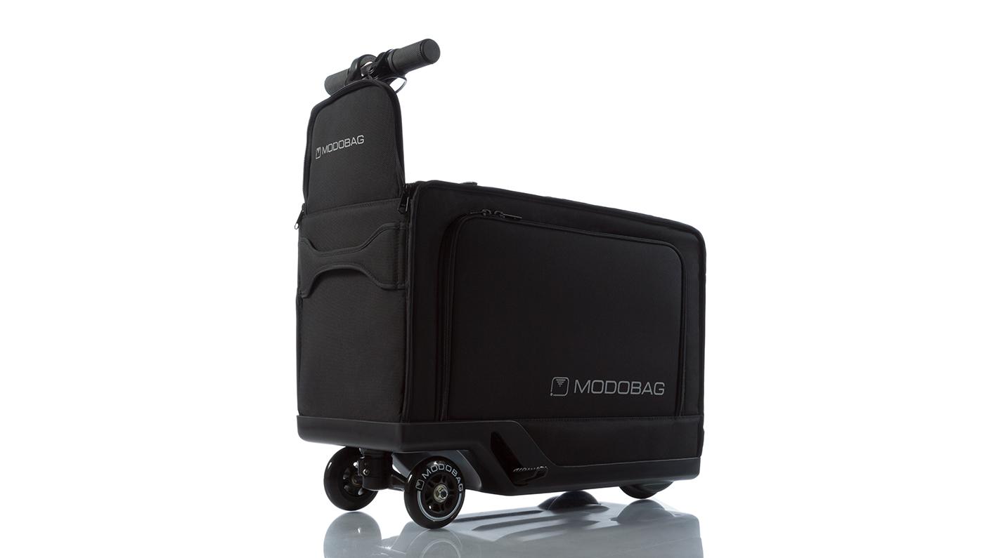 Modobag suitcase