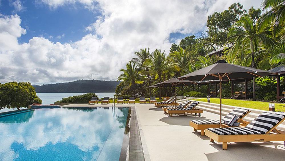 Hamilton Island's Qualia resort