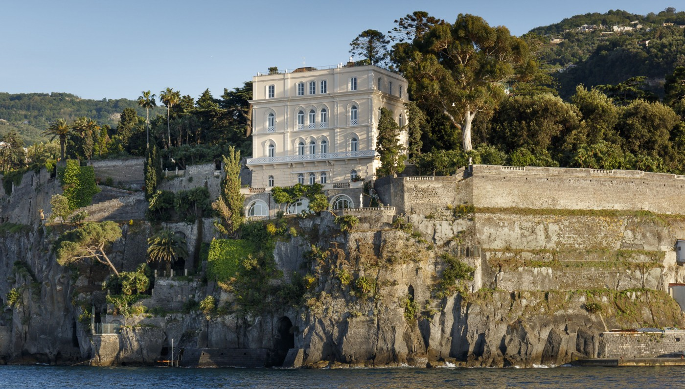 Villa Astor, Amalfi Coast