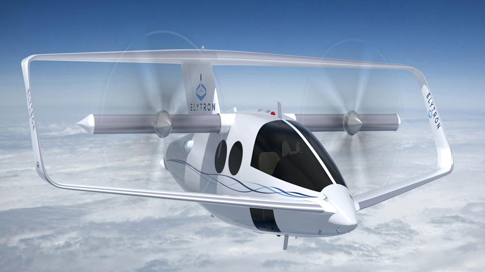 Elytron Aircraft