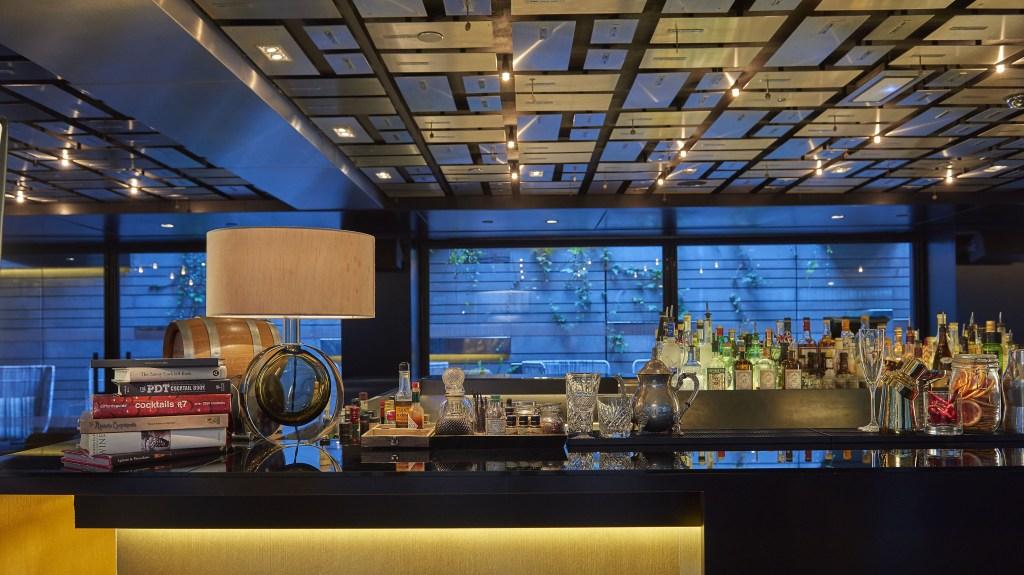 Mandarin Oriental Barcelona Banker Bar