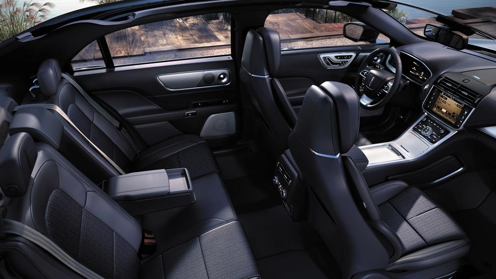 Lincoln Continental Black Label Edition