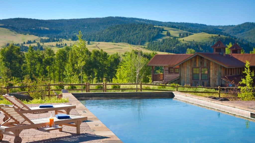 Ranch at Rock Creek Spa