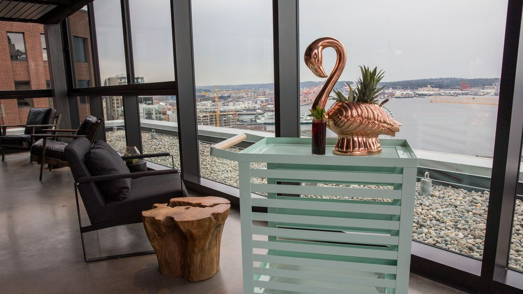 The Nest Rooftop Bar