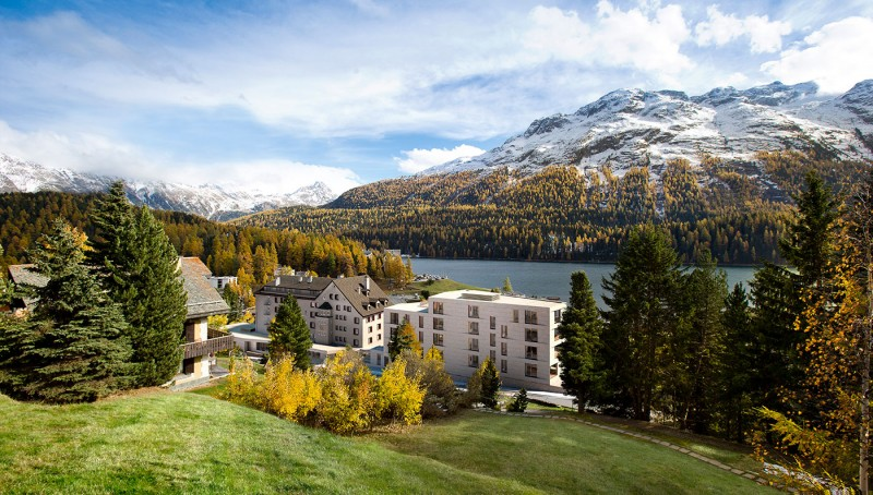 Grace St. Moritz Switzerland