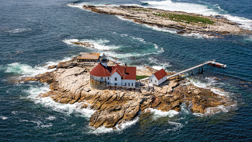 Inn at Cuckolds Lighthouse