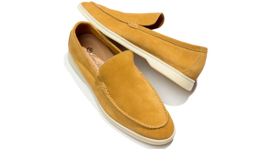 Boat Shoe Loro Piana