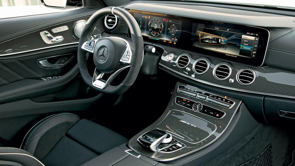 Mercedes AMG E63 S Sedan