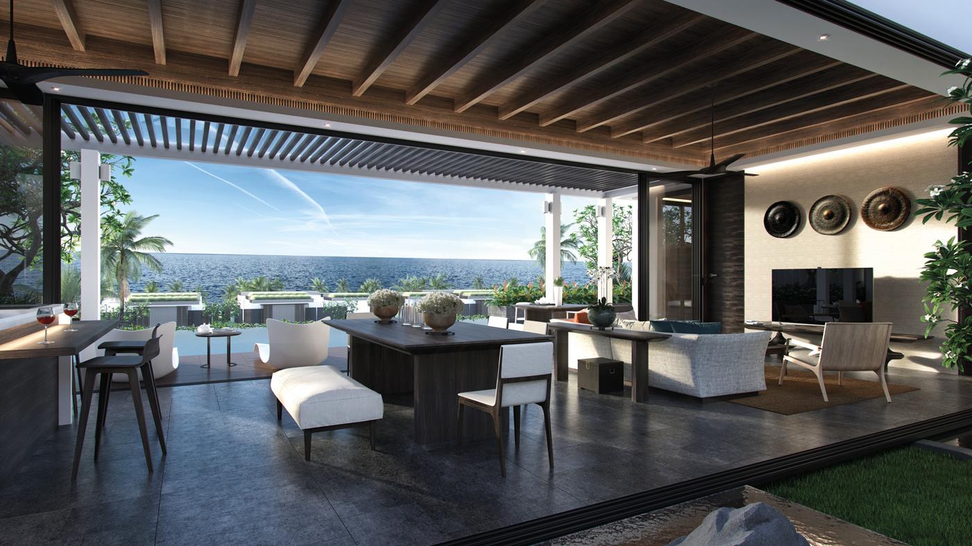 The Residences at the Mandarin Oriental, Bali