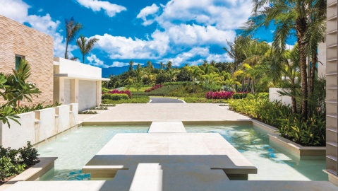 Puerto Rico beach estate