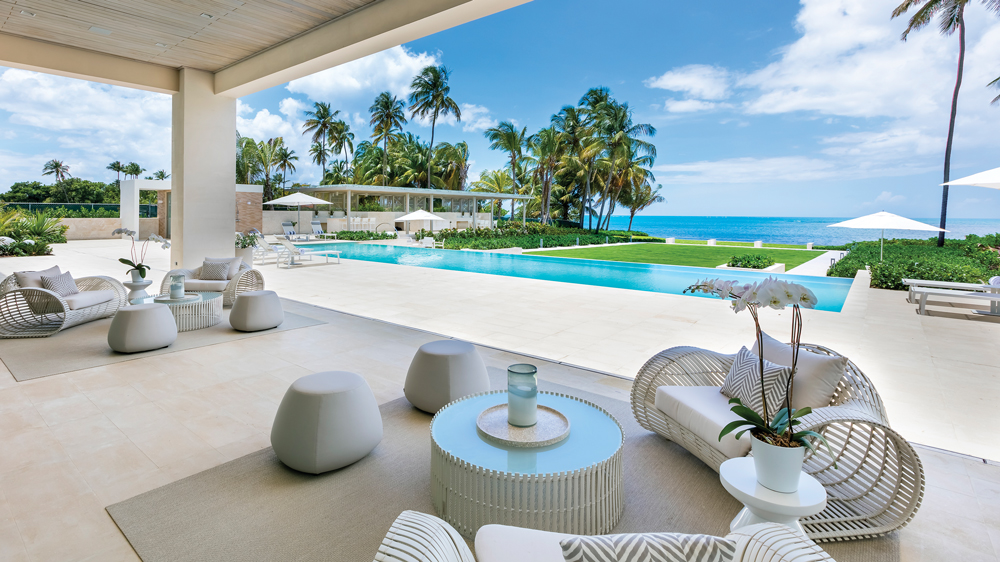 Puerto Rico beach estate