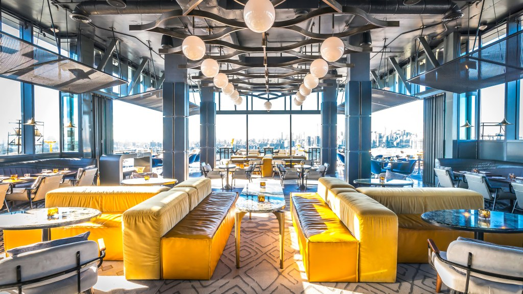 The William Vale Rooftop Bar