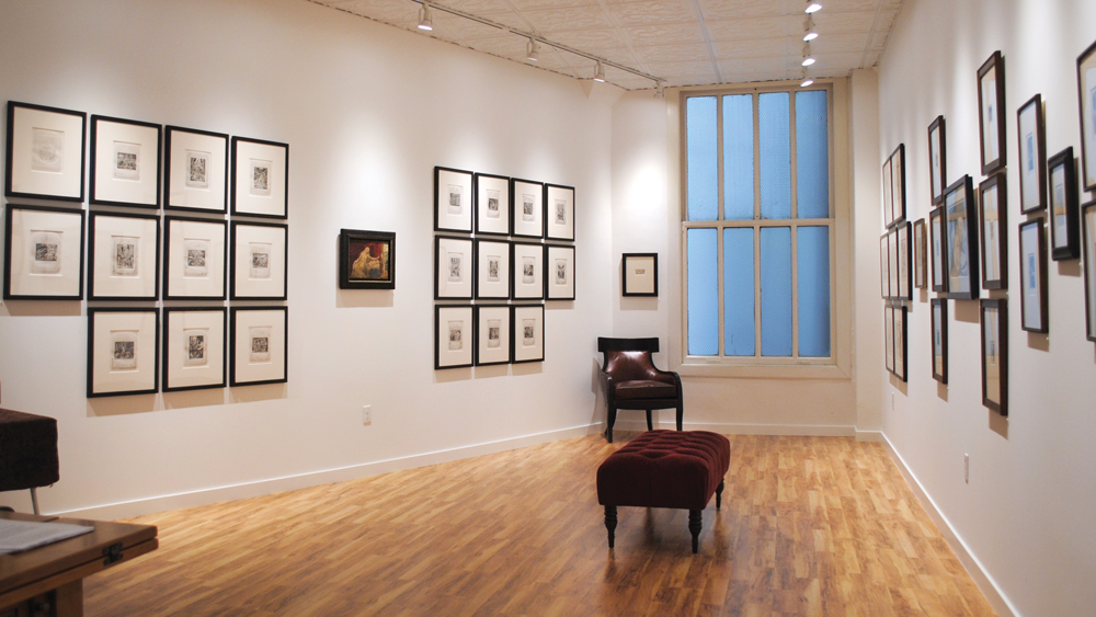 William Blake Gallery in San Francisco
