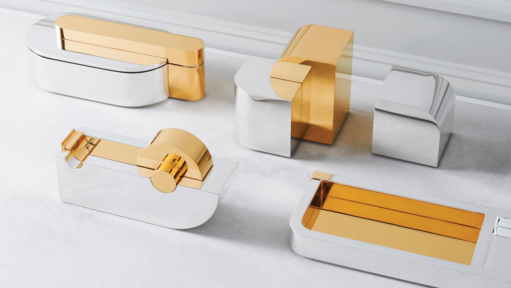 Puiforcat Bureau d'Architecte Collection